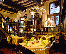 Restaurant Interior, Germany